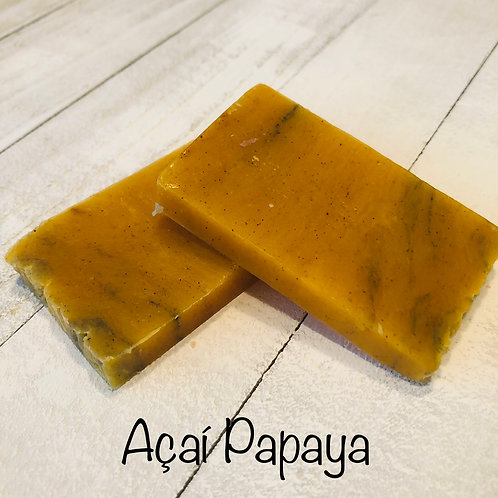 Acai Papaya Soap