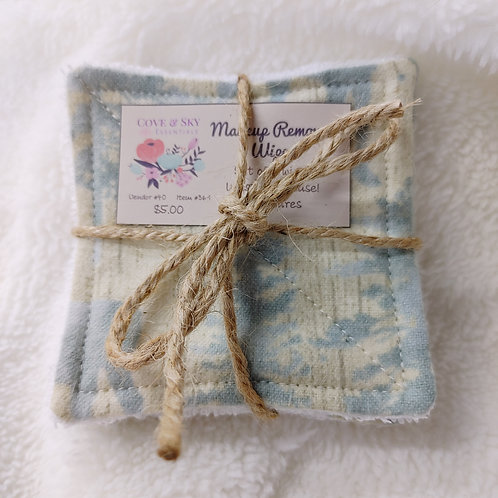 Moose in the Woods Makeup Remover Wipes