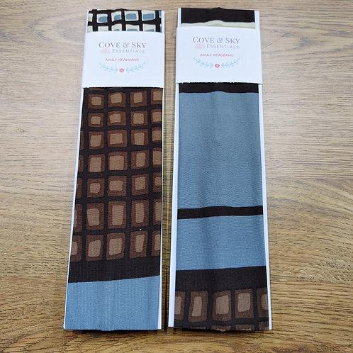 Chocolate & Blue