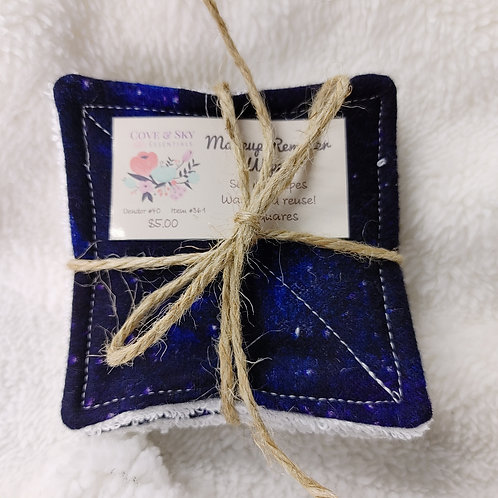 Galaxy Makeup Remover Wipes