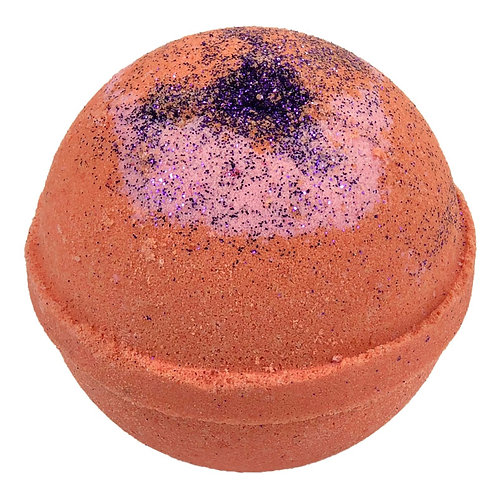 Watermelon Glitter Bath Bomb