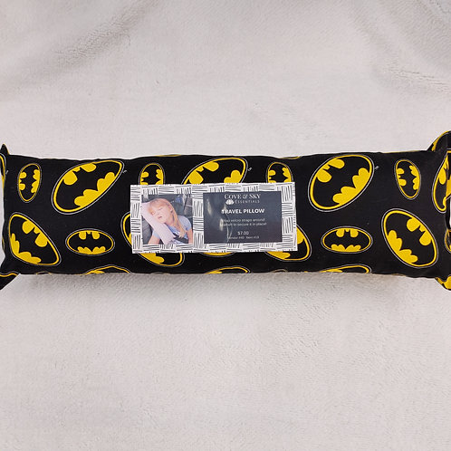 Batman Travel Pillow