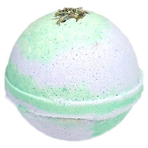 Cucumber Lavender Bath Bomb