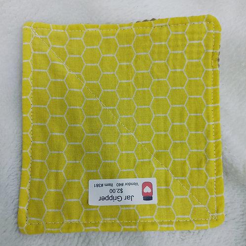 Honeycomb Jar Gripper