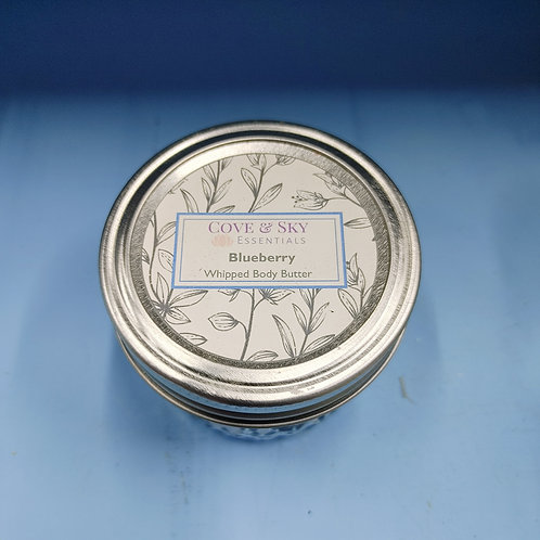 Blueberry Whipped Body Butter