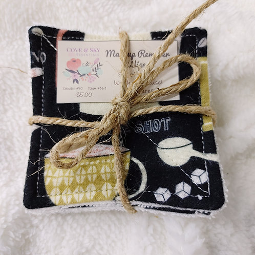 Coffee Makeup Remover Wipes