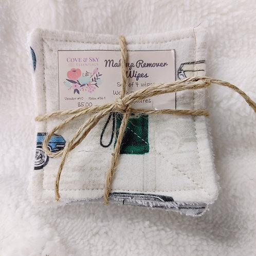 Route 66 Makeup Remover Wipes