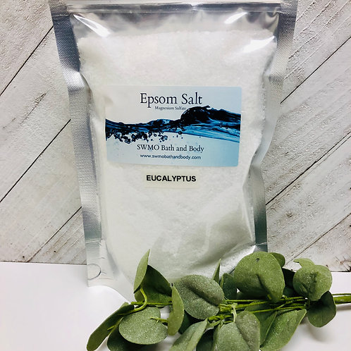 Epsom Salt - Eucalyptus