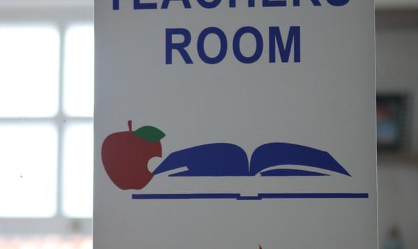 Teachers` room