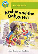 Archie and the babysitgter.jpg