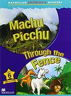 Machu Picchu, Through the fence.jpg