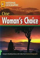 One Womans choice.jpg