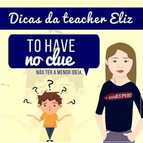Dicas Teacher Eliz