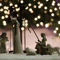 FWW Christmas Altar