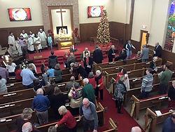 First Christian Christmas