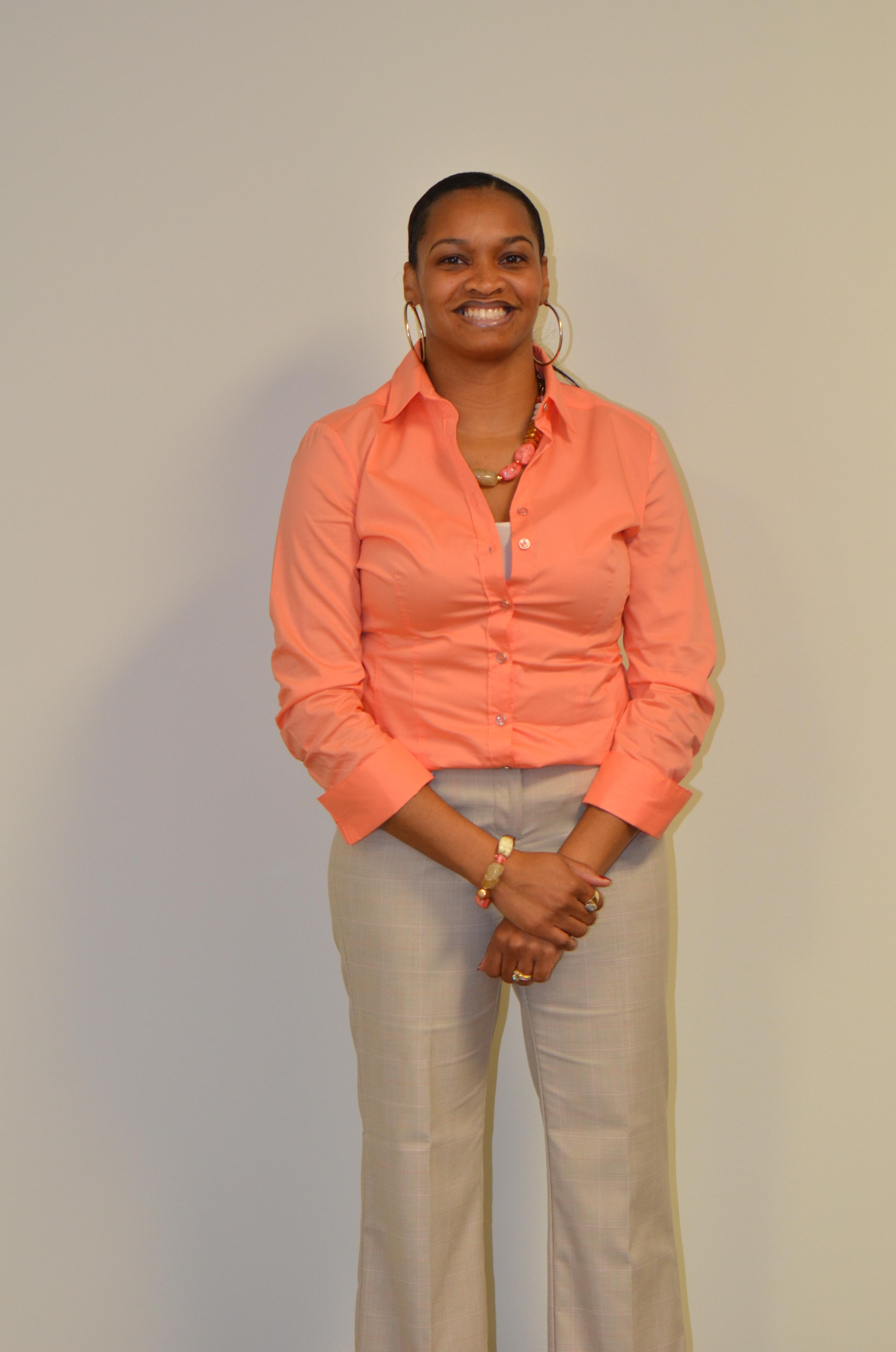 Minister Shenita Roberts