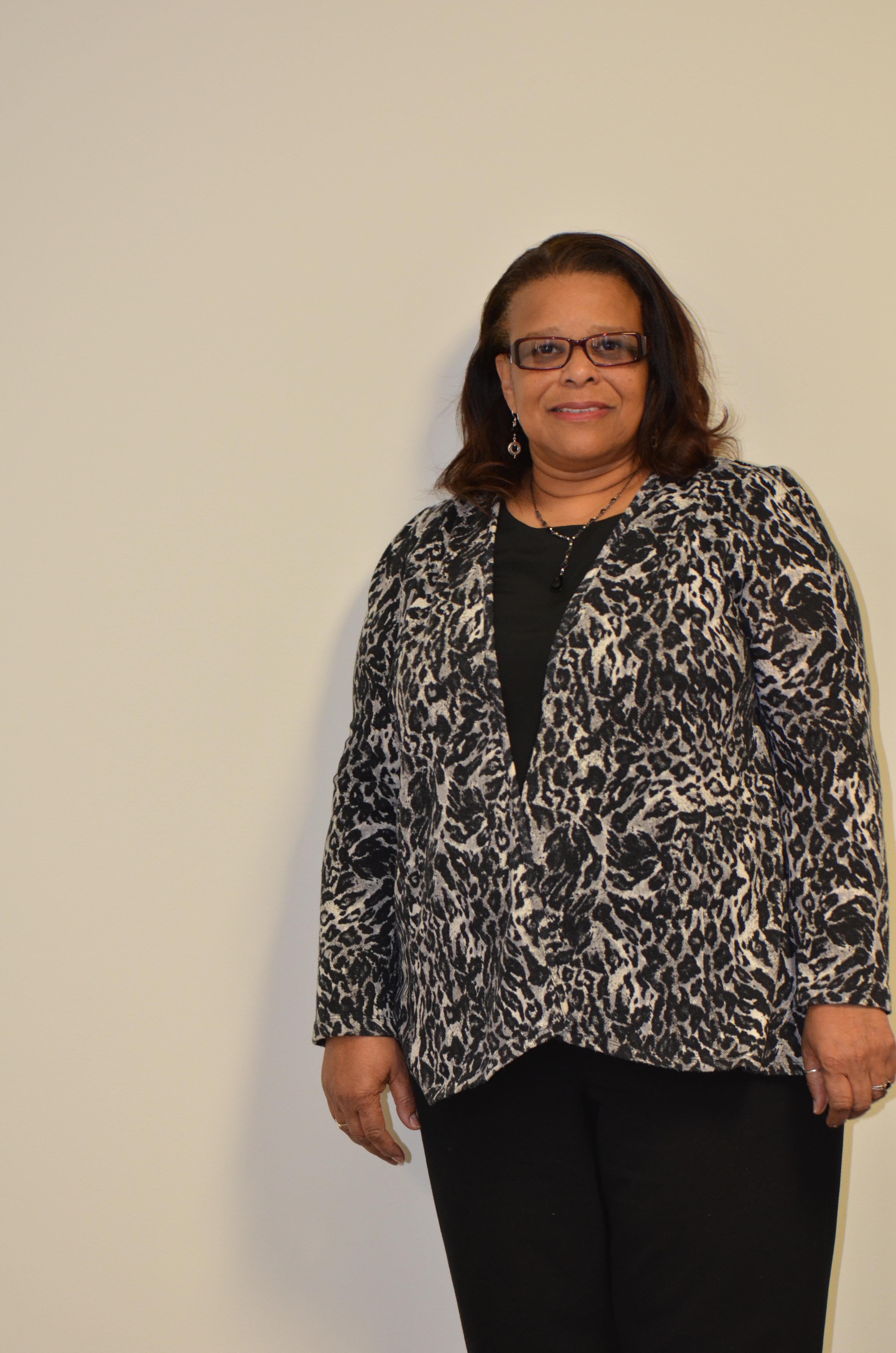 Minister Linda Martin