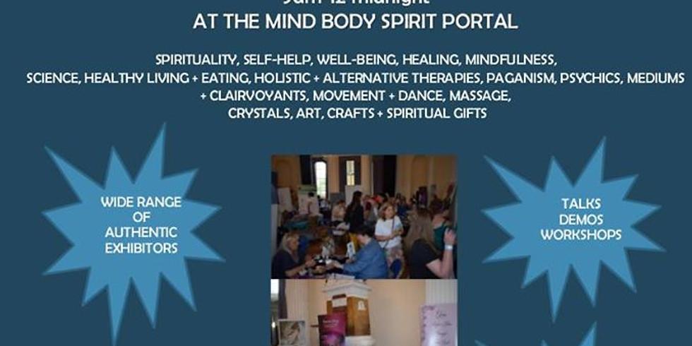 Mind Body Spirit Show- NOW ONLINE