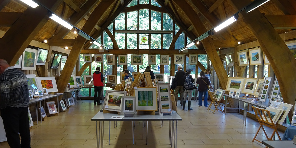 Joint Art Exhibition with Jayne Tricker - 'The Colour Of Light' POSTPONED