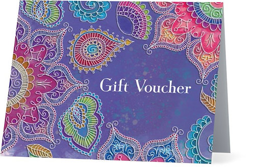 Soul Energy Portrait & Reading Gift Voucher