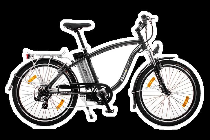 Flyinc Cat vélo à assistance électrique VTC Flying boutique Green E-Bike Country