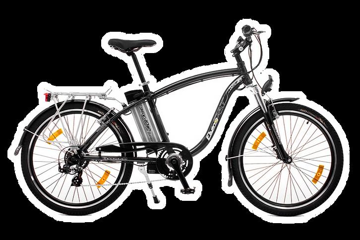 Flying Cat vélo à assistance électrique VTC Flying boutique Green E-Bike Country