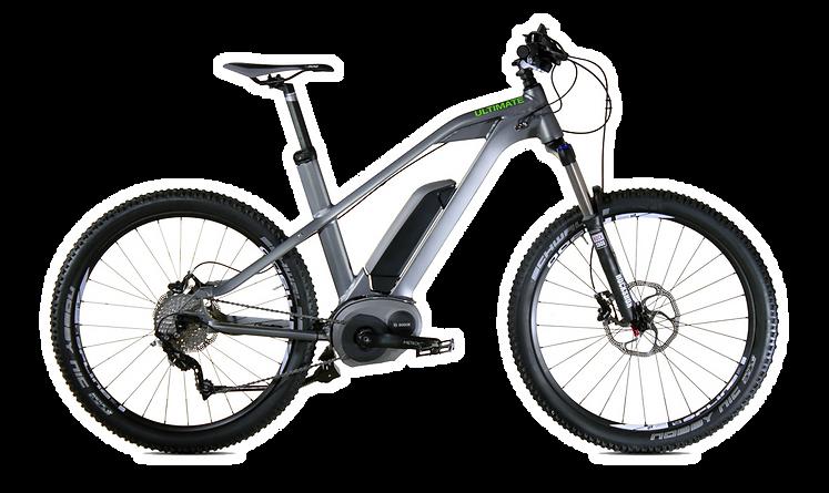 SEV vélo à assistance électrique VTT Ultimate boutique Green E-Bike Country