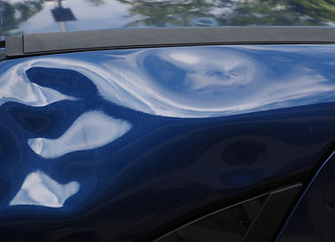 Paint and dent repair at Flawless finishes