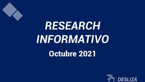 Research Financiero - Octubre