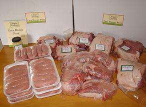 Free Range Pork Box