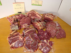 Grass Fed Native Beef Box