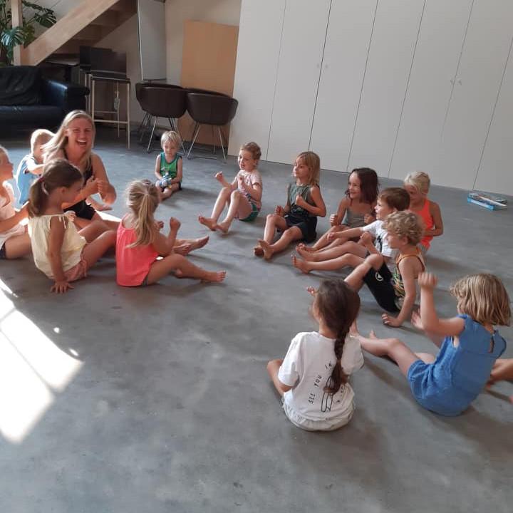 Yogakamp voor deugnieten 2021