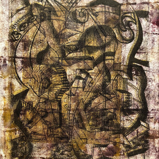 Composition 35 (Intertwine)
