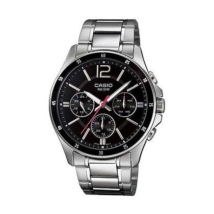 שעון קסיוכסוף עם צג שחור
