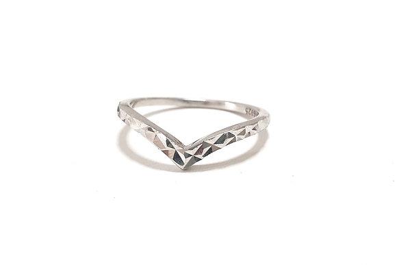 טבעת וי חיתוכי לייזר