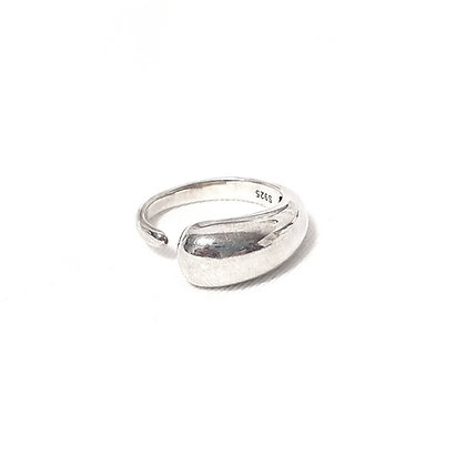 טבעת שירה כסף