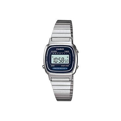 שעון דיגיטלי כסוף
