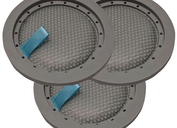 Floormaster Replacement Disc HEPA filter (pack of 3)