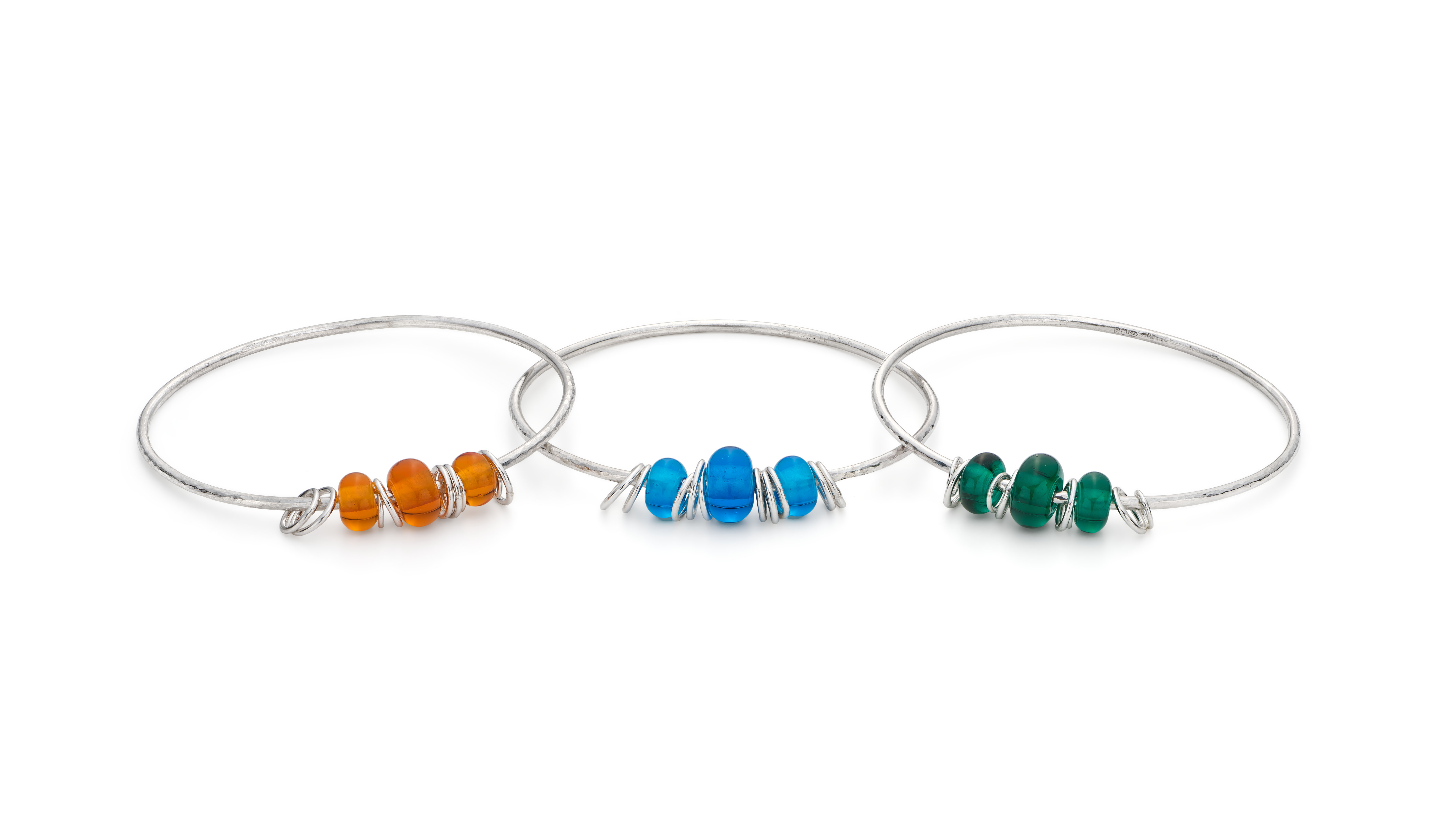 Glass Bead Bangles