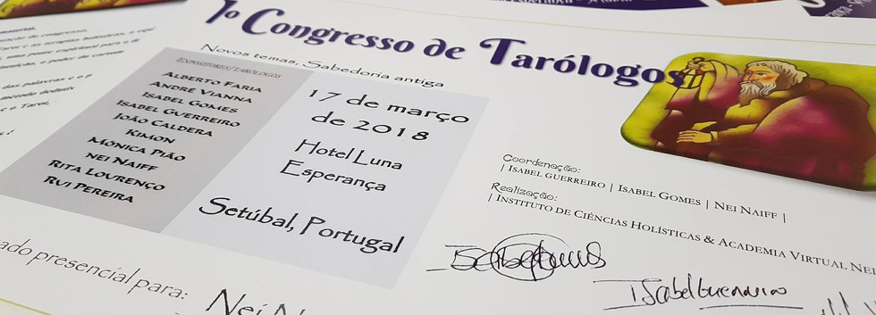 1º Congresso de Tarólogos