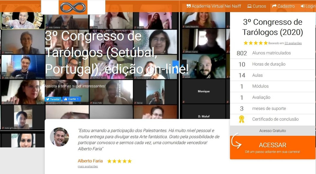 Congresso de Tarólogos