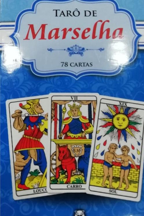 Tarot de Marselha de Nei Naiff