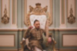 angel vivaldi king qing charvel throne