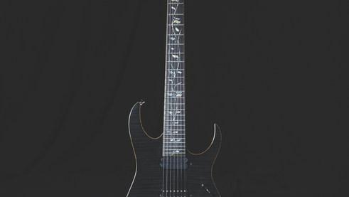 2006 Ibanez RG8427F J Custom