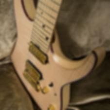 angel vivaldi charvel nova shred guitar