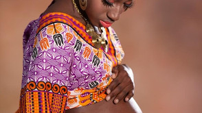 Exposição fotográfica mostra a gestação de mães negras