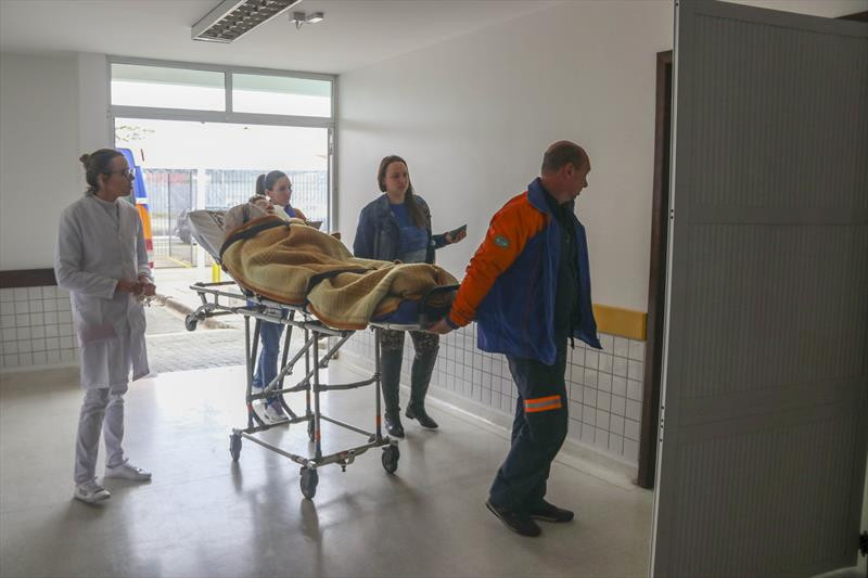 Saúde de Curitiba pode atender até 25,5 mil emergências