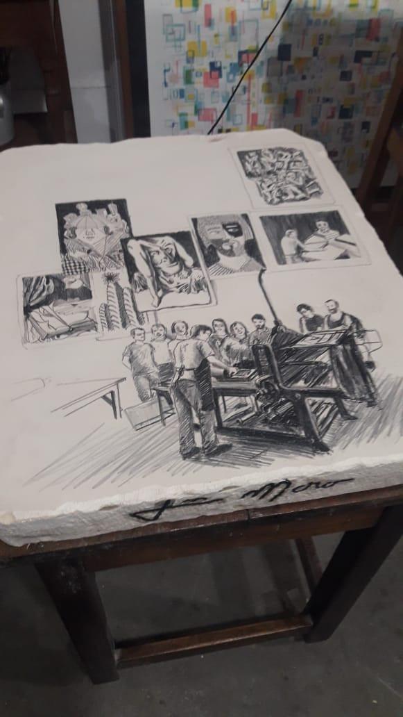 Desenho - João Moro