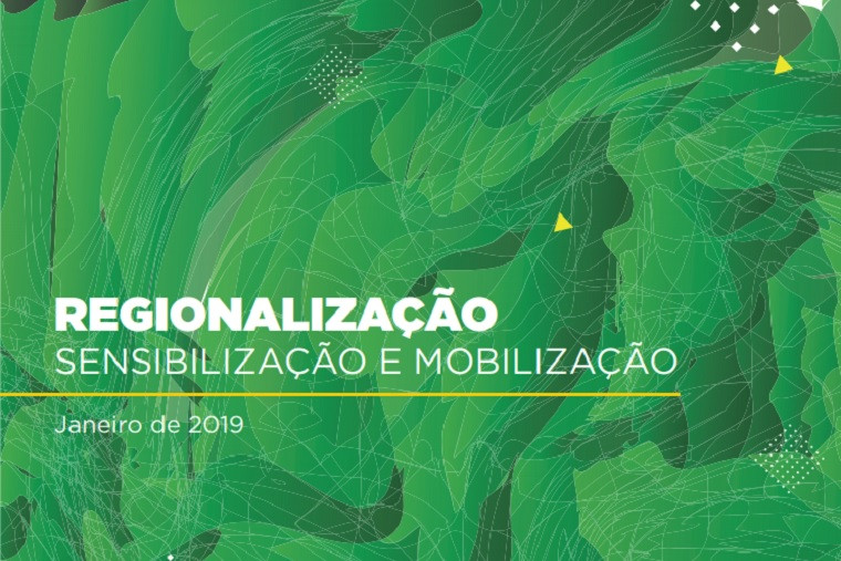 Nova cartilha do Programa de Regionalização do Turismo