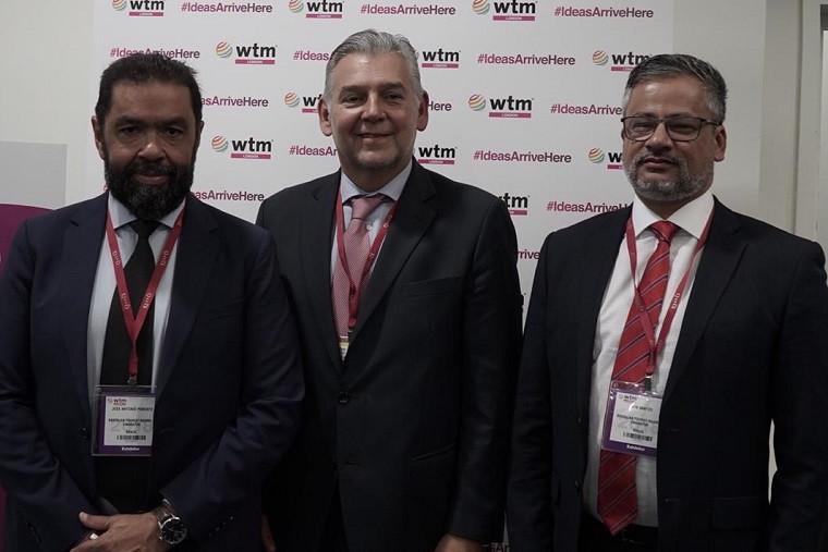 Ministério do Turismo marca presença na WTM Londres